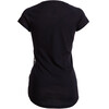 Mons Royale W's Bella Coola Tech Tee Black